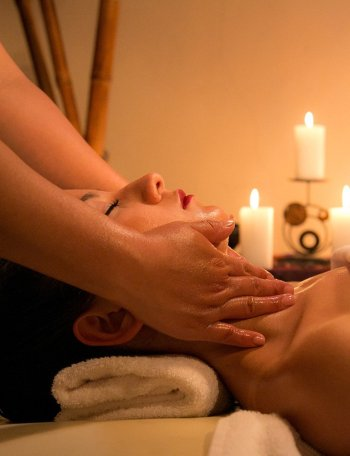 Relax - Message and Facial at Urbanescape