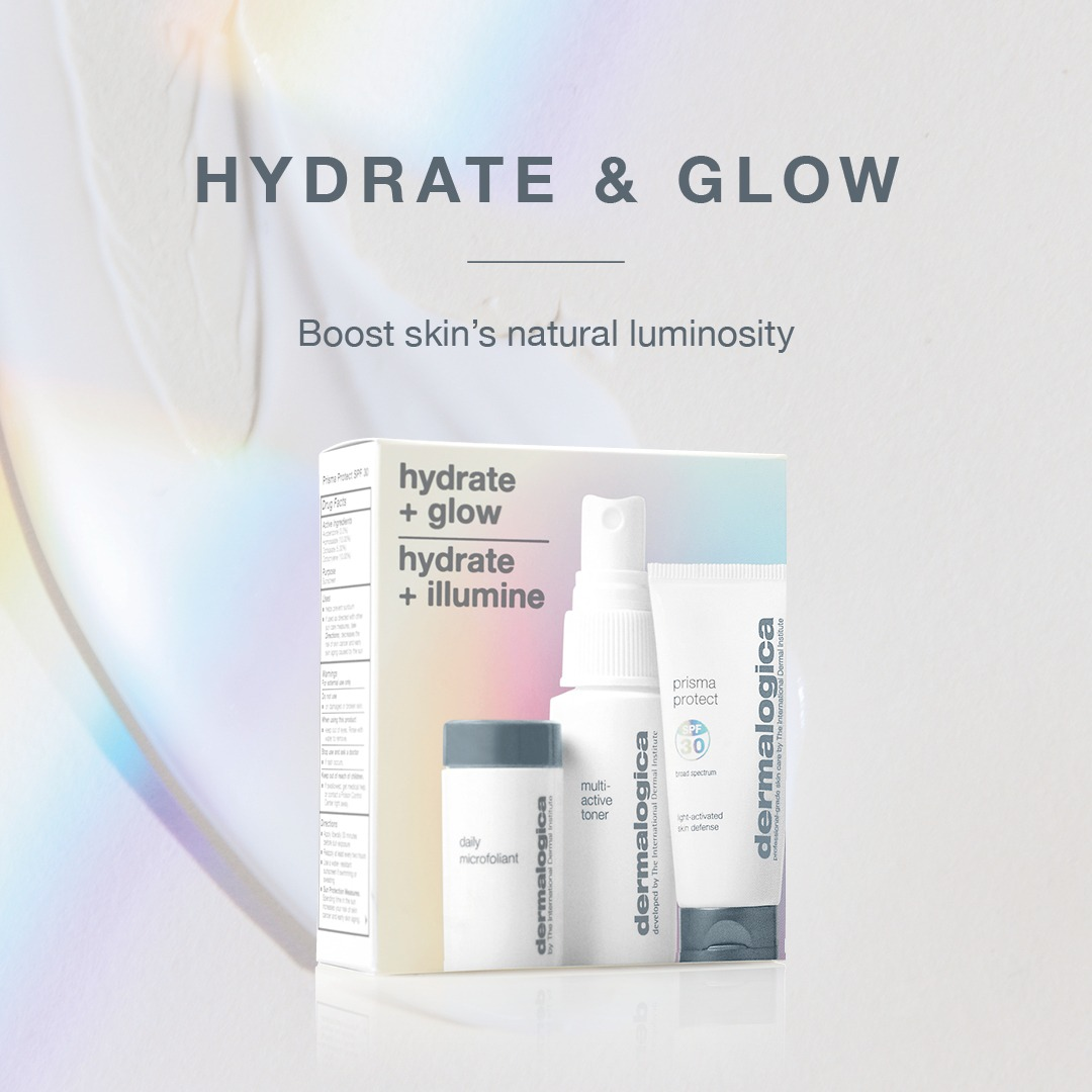 Hydrate and Glow